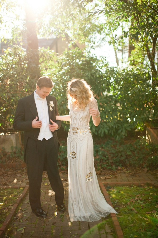Vintage Gatsby Inspired Wedding Dresses — Wedpics Blog