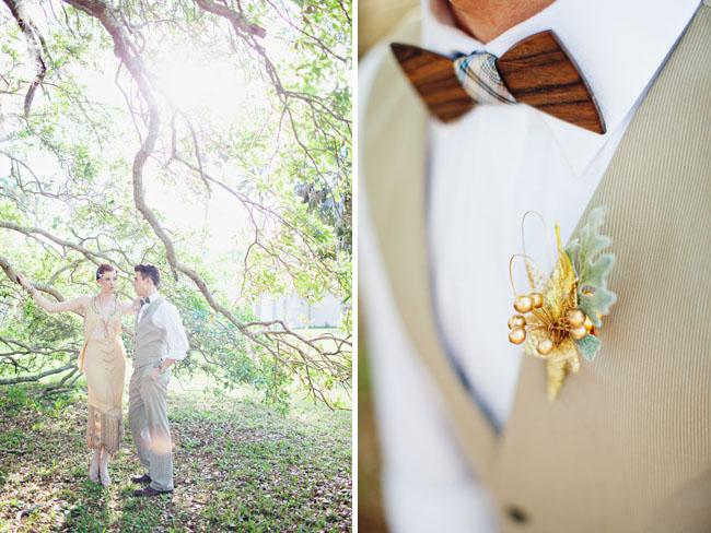 gatsby style wedding dress