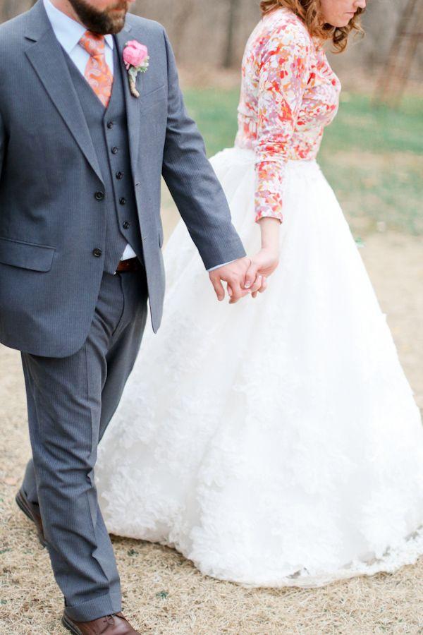 Photo by  Jordan Brittley  via  Wedding Chicks