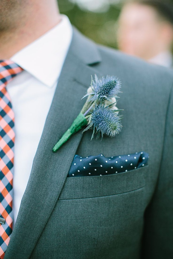 Photo by  Brklyn View Photography  via  The Knot