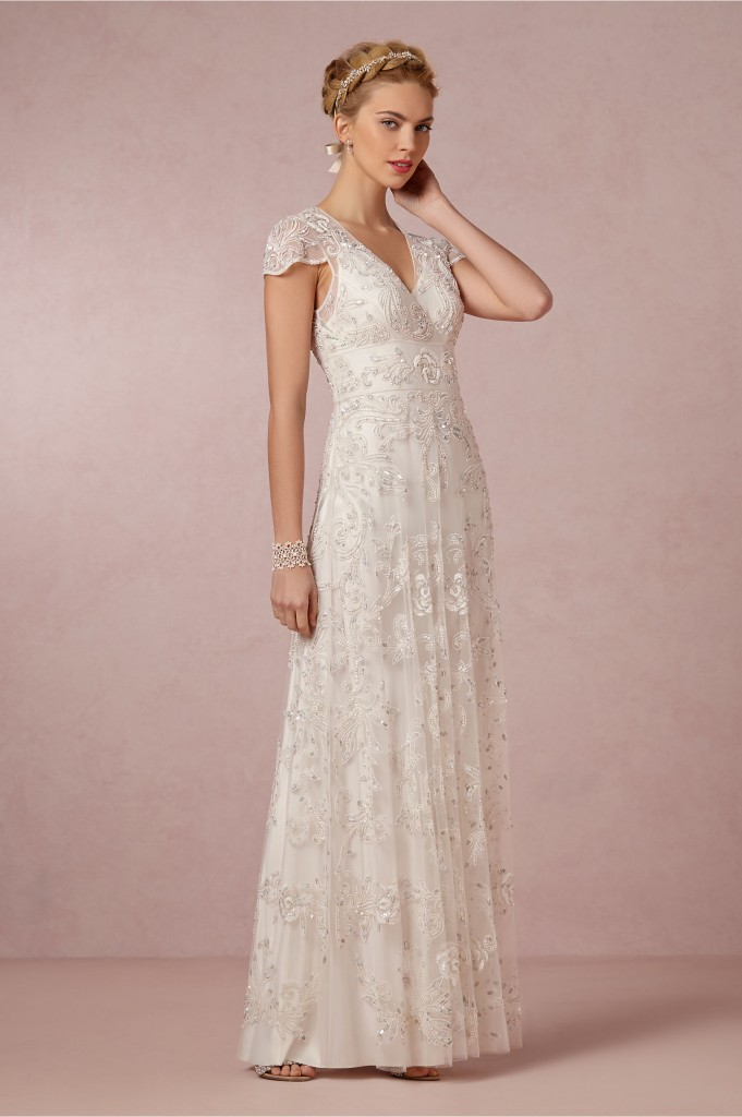Weekly Winter Wedding Dresses on a Budget: Gorgeous Dresses Under ...