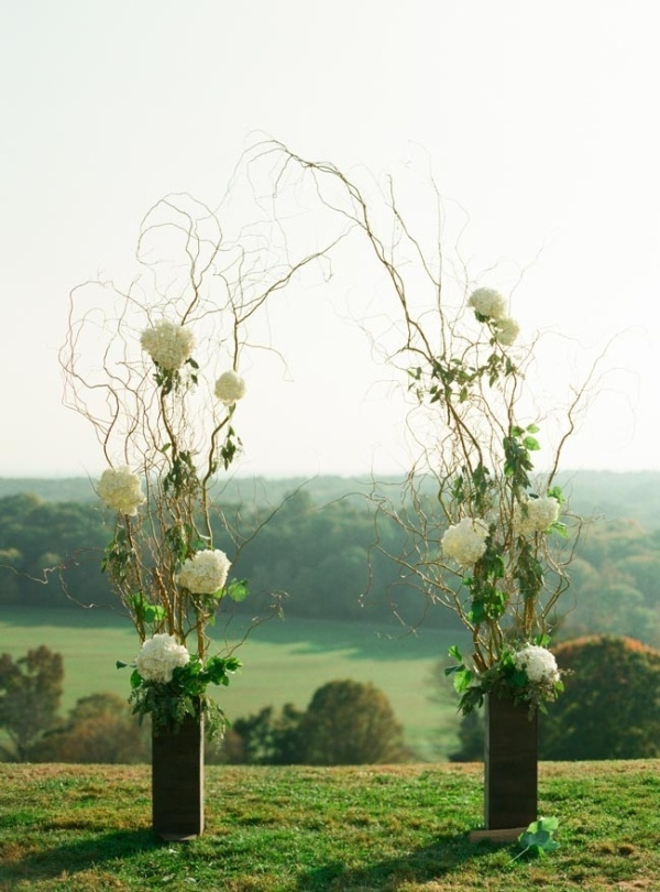 Stunning Wedding Arches How To Diy Or Buy Your Own Wedpics Blog