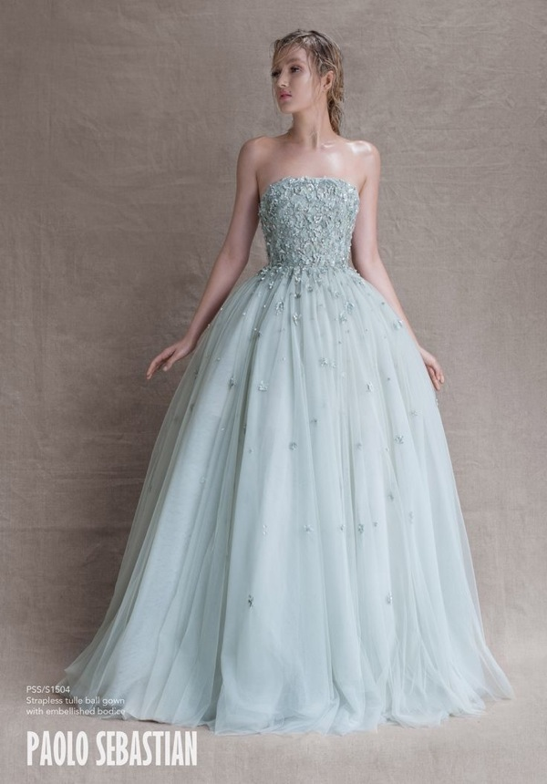 Swoonworthy Wedding Dresses by Paolo Sebastian Perfect for Your ...