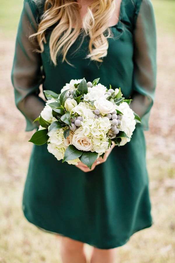 Photo by  Robyn Van Dyke  via  Southern Weddings