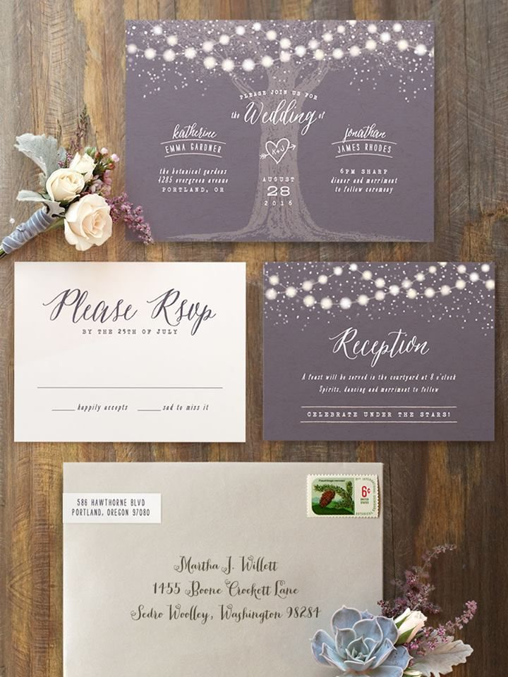 How To Track Wedding Rsvp Cards And Gifts And Get Those
