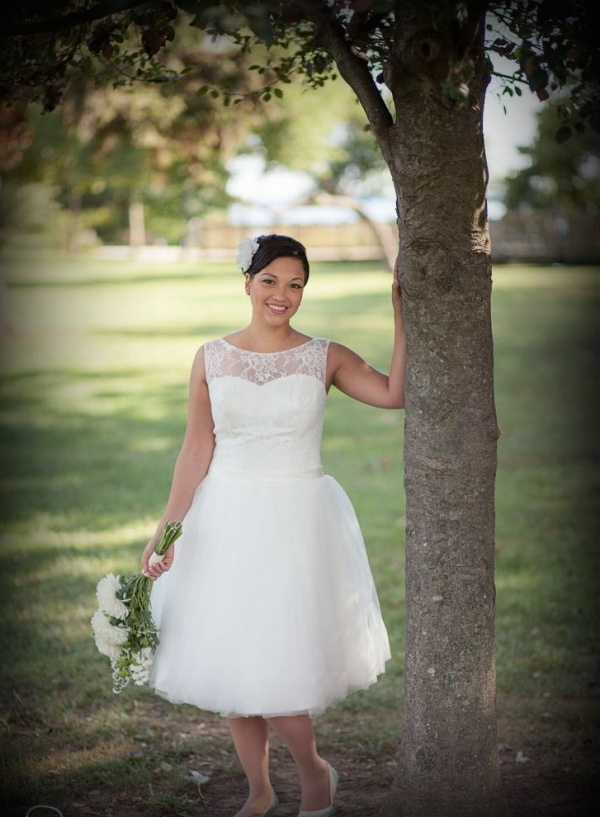 Photo by  Petruzzo via  Bridal Bliss Designs
