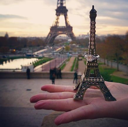 Photo by  The Paris Photographer