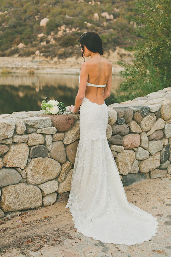 Photo by  Katie May via Bridal Musings