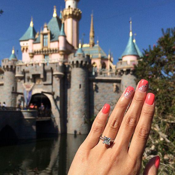 Photo by  Disney Weddings