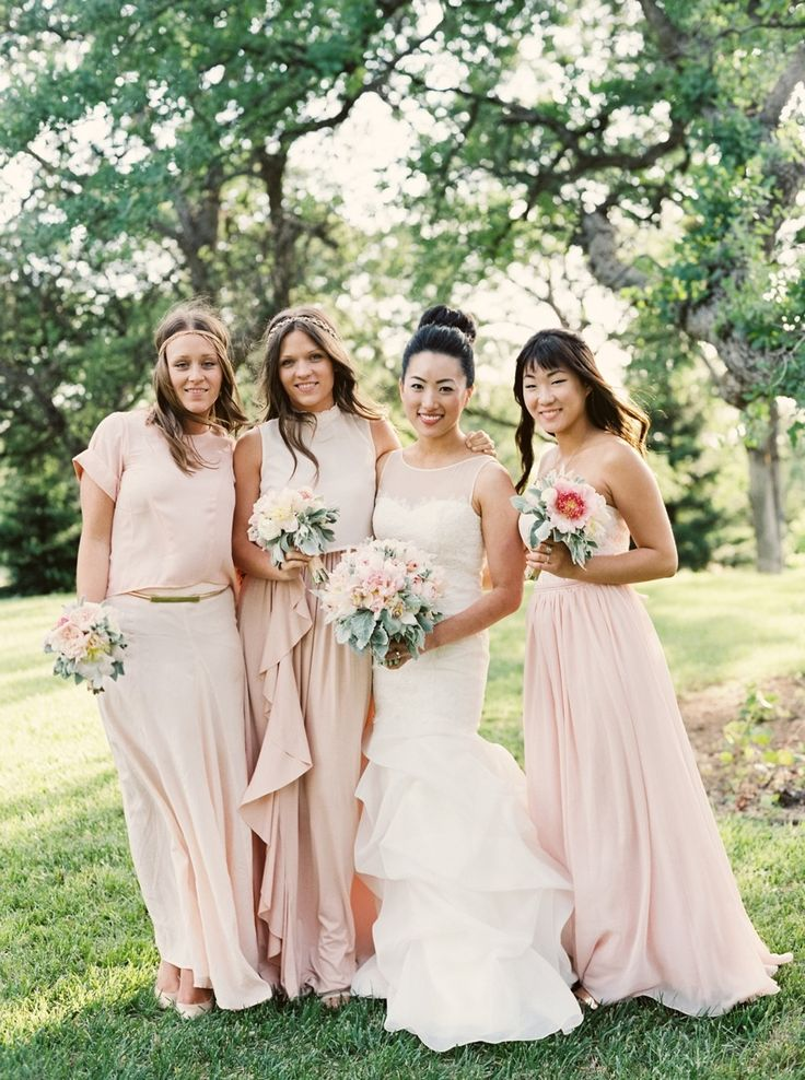 The 10 types of bridesmaids that every bride should be prepared for ...