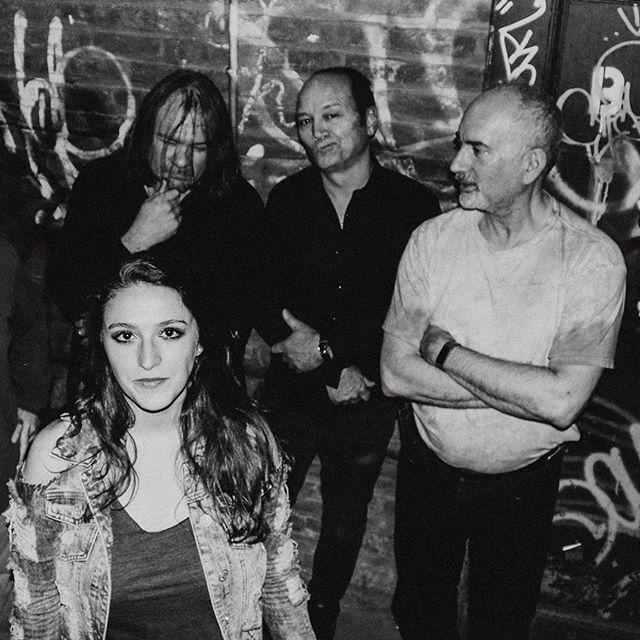 Join us tomorrow night at Brick Cafe! Party starts at 9 pm 🎸🤘🏻🎶 . . . #nyc #nycmusic #music #rock #rocknroll #rockband #coverband #classicrock #gig #rockshow #bandshow #saturdaynight