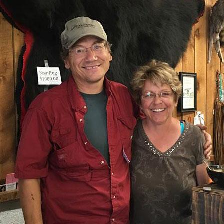 Gary & Janice Gruber