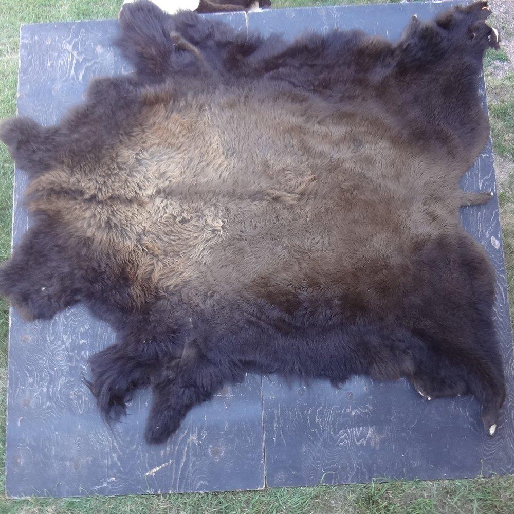 Buffalo Fur Rug