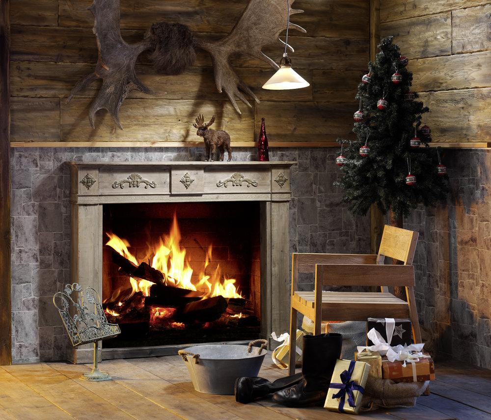 Mount Antlers Cabin Design