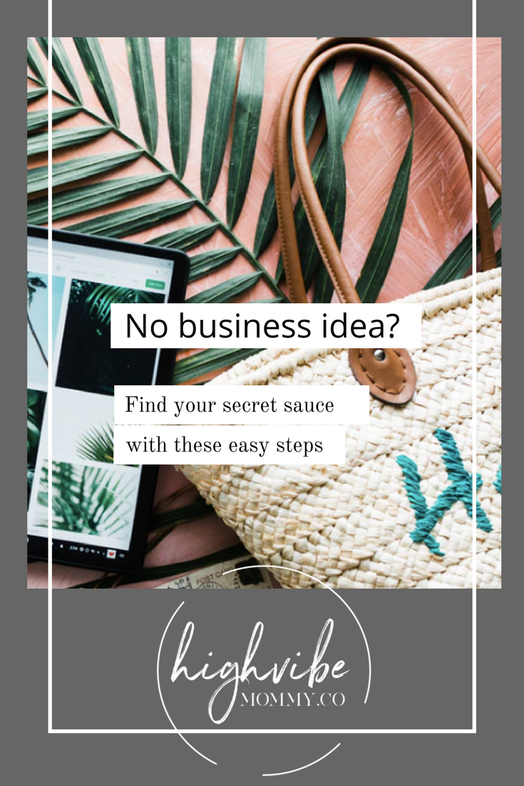 Find your money making business idea