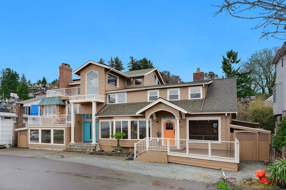 Tacoma duplex - Sold