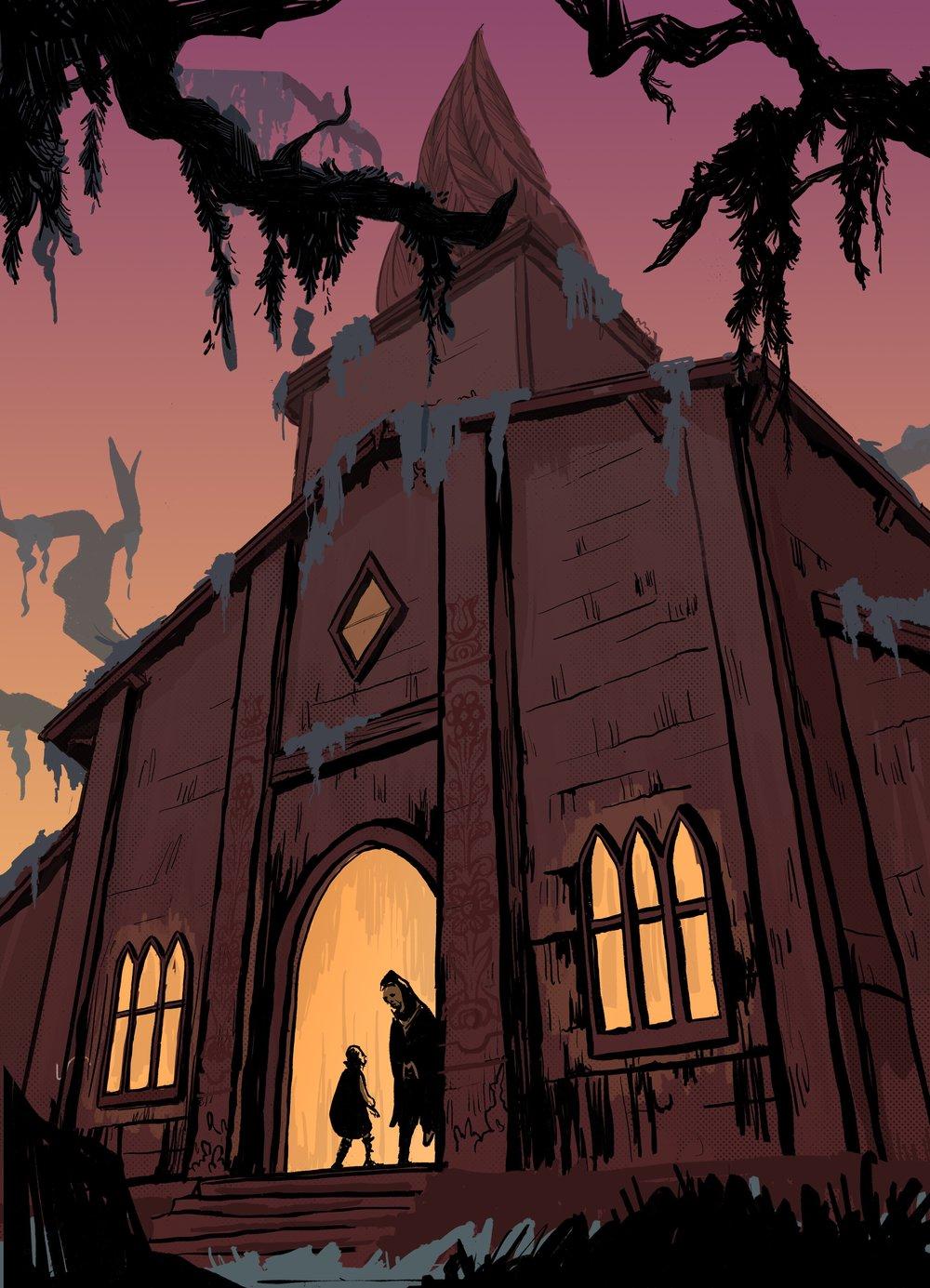 Swamp Chapel