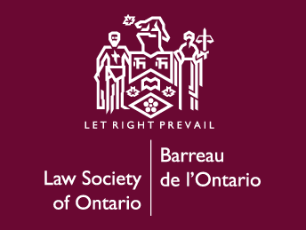 The Law Society of Upper Canada logo is a trademark owned by The Law Society of Upper Canada.