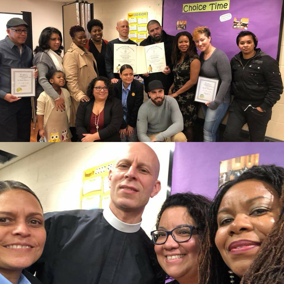 Honorees... - On February 11th, 2018, we honored Father Tim Crellin, Pastor Henry Monroig, and few other partners for their support thru the Puerto Rico Relief projects.  We thank everyone that donated, volunteer, collecting and praying for us thru this journey.