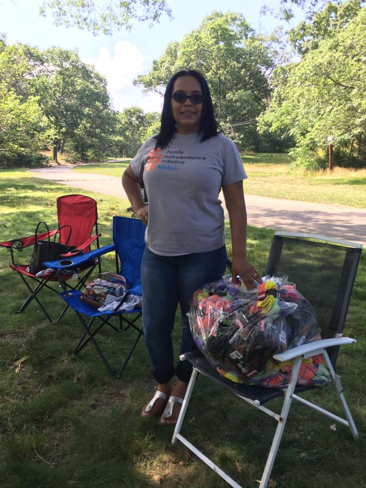 Donna brought donations 7.15.17.jpg