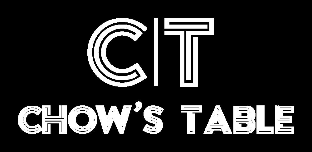Chowu0027s Table