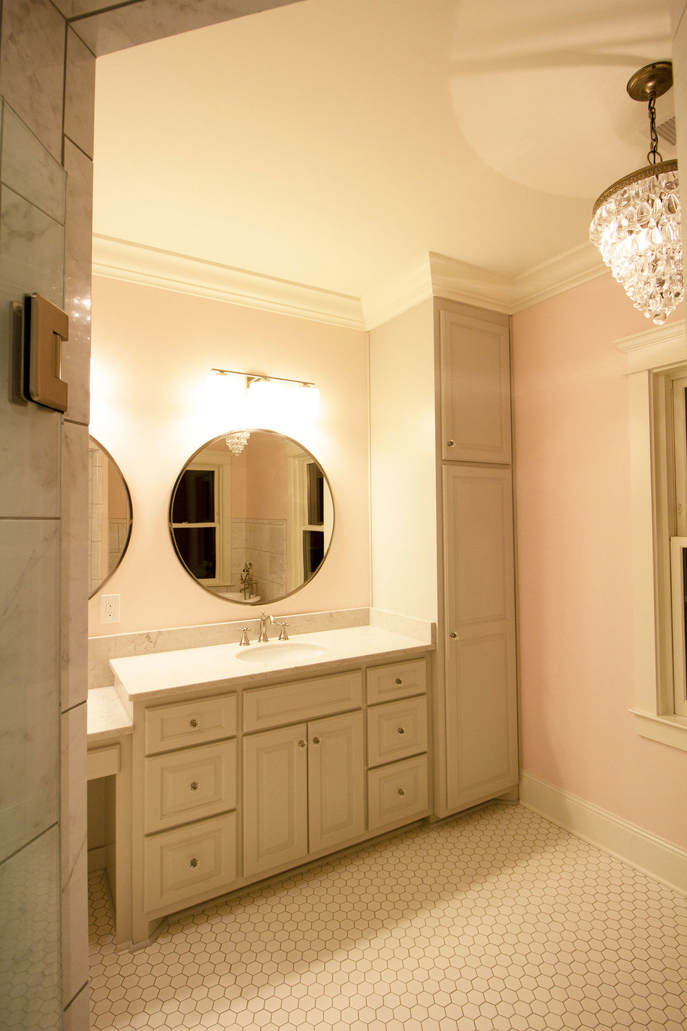 CopperRock Bathroom Design
