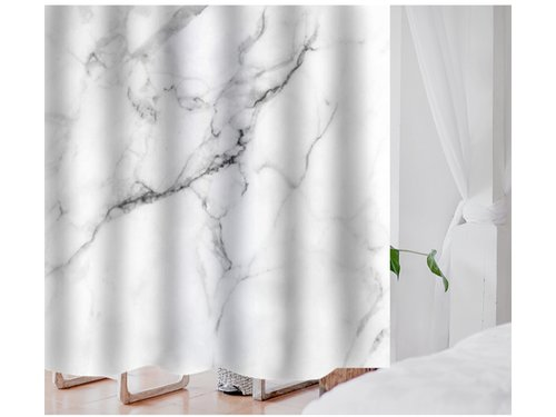 Marble Shower Curtain 2021Life