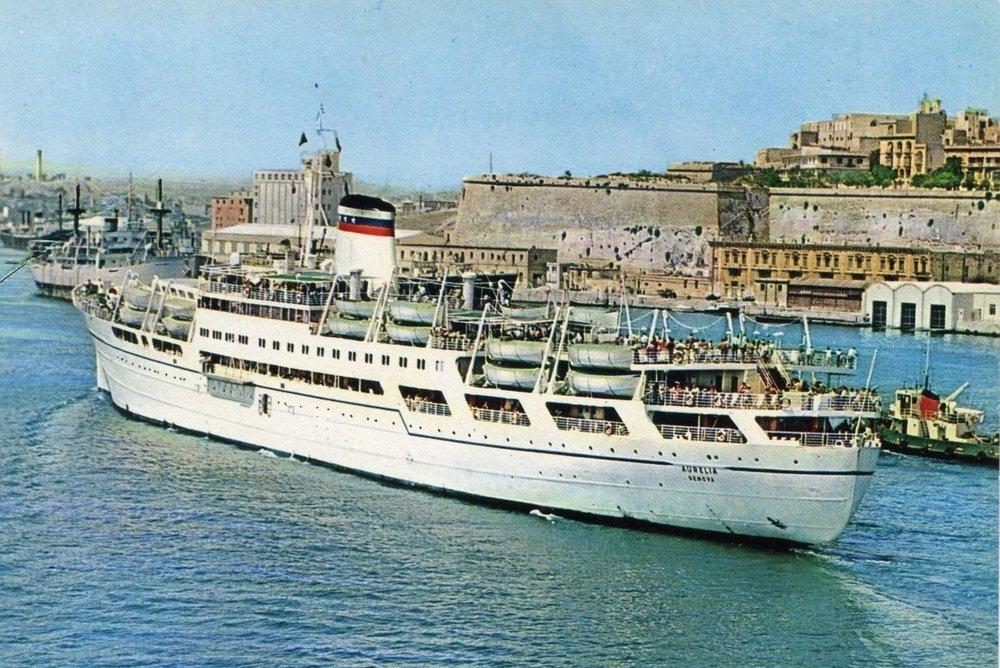 Aurelia - the little ship that had a big impact on Australia!