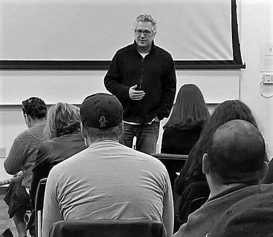 Jeff Schimmel recent lecture