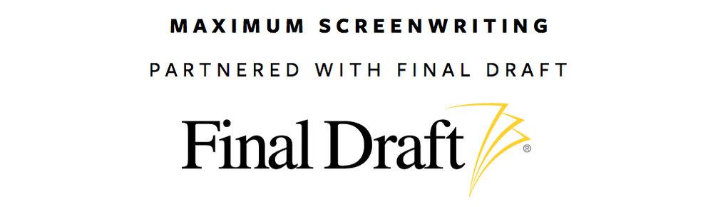 Maximum-Screenwriting-partnered-with-Final-Draft.jpg
