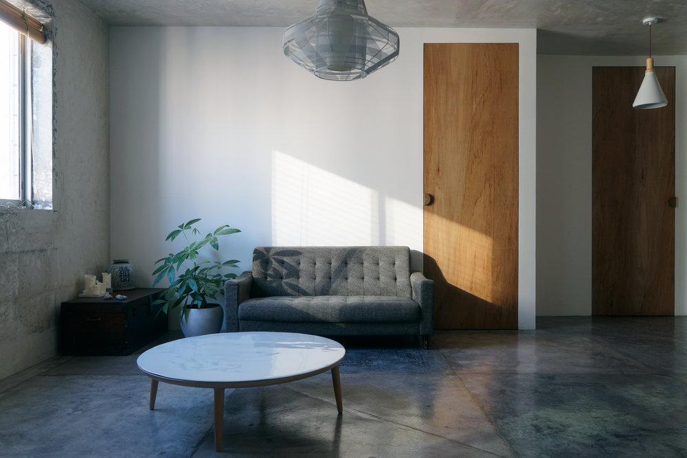 红岭公寓 - 住宅室内设计,深圳罗湖。