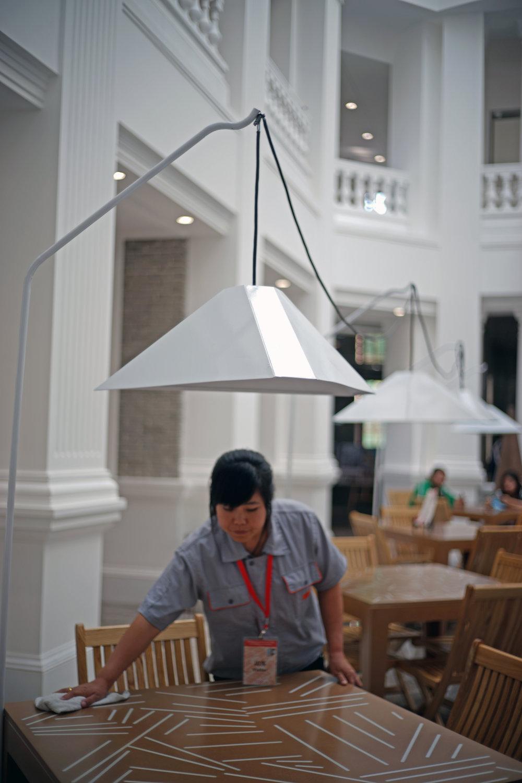 大栅栏会馆 - 为北京设计周举办展览、提供餐饮、活动和作为图书馆的快闪