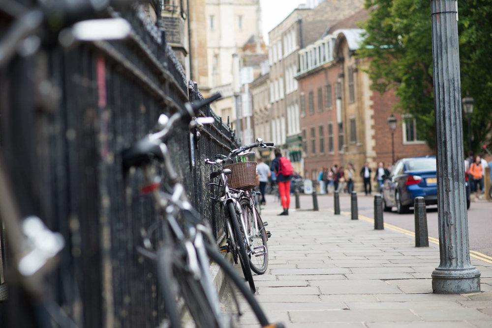 Trumpington Street, Cambridge