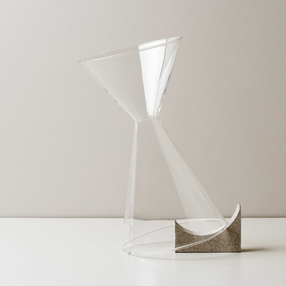 JAL Transparent Glass