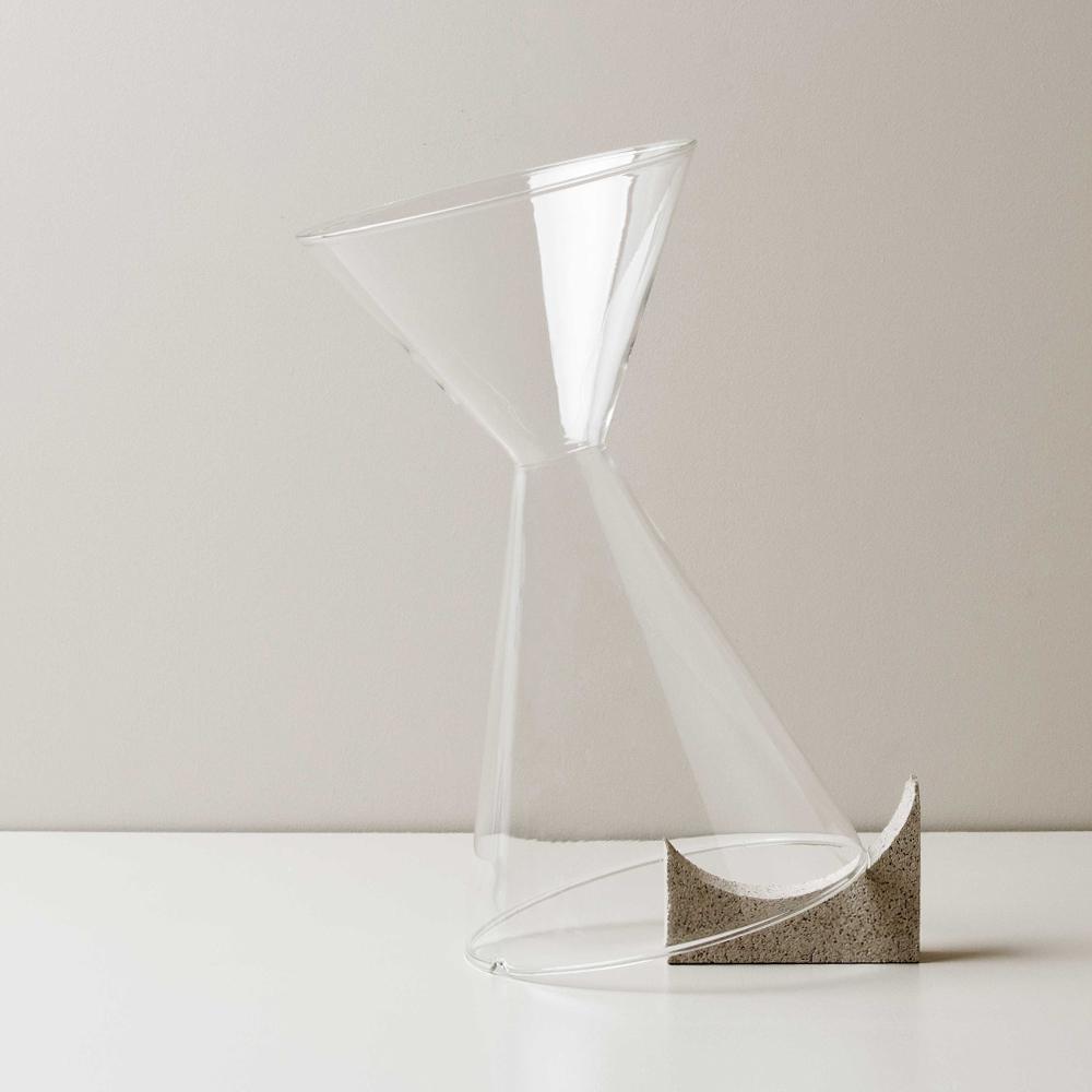 JAL Transparent Glass