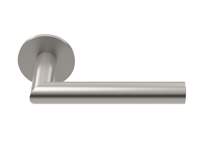 FL105 Mitred Lever Handle -