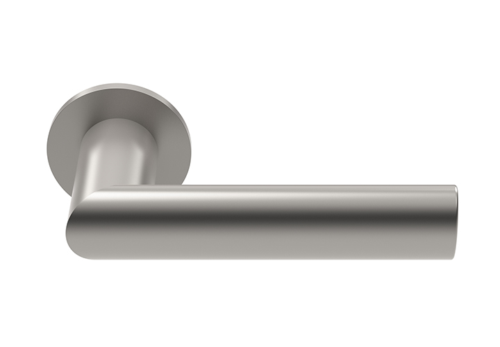 FL122 Oval Lever Handle -