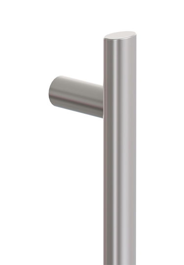 incasa FP031 Oval T-Bar Pull Handle -