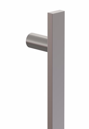 incasa FP022 Flat-T Bar Pull Handle -