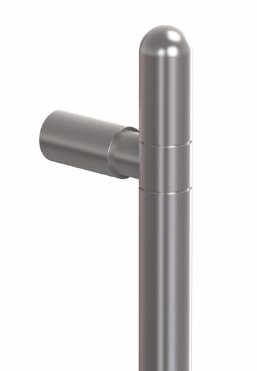 incasa FP029 Sectional T-Bar Pull Handle -