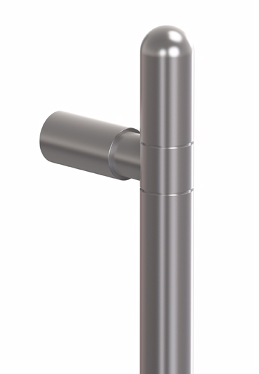 FP029 Sectional T-Bar Pull Handle -