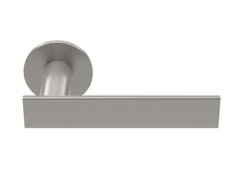 FL117 Semi-circular T-bar Lever Handle -