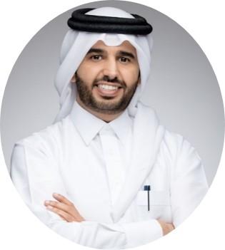 Abdulaziz N Al-Khalifa   عبدالعزيز بن ناصر آل خليفة  Chairman, Qatar National FinTech Task Force  رئيس الوحدة الوطنية للتكنولوجيا المالية في قطر  Chief Executive Officer, Qatar Development Bank  الرئيس التنفيذي، بنك قطر للتنمية
