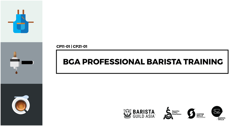 Suited for |Beginners & Intermediates    Duration | 3 days (Fri-Sat)    Course Fees |   RM2800.00    SCA Equivalent |    Barista Skills Level 1 + Level 2    SCA Exam Fees | (optional)      Foundation //RM500.00   Intermediate //RM700.00
