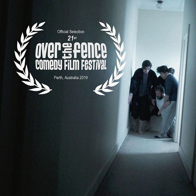 Taxi! received the offical nod from Australia's longest running comedy film festival - Over the Fence