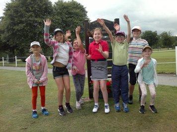 Golf Girls Builth Wells July 2015.jpg
