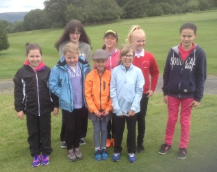 Golf Girls - St Idloes June 2015.jpg