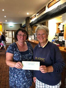 Anita Hughes, Cradoc GC - 1st Division 2