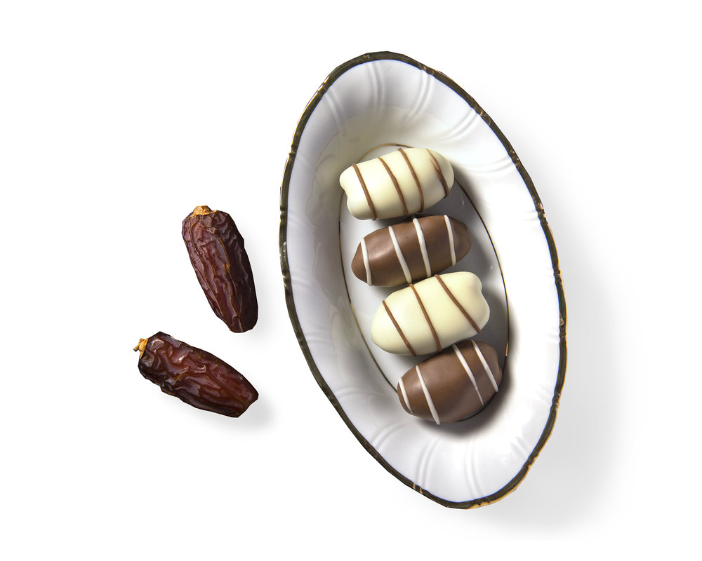 ....Chocolate Dates.. 巧克力椰枣..ФИНИКИ В ШОКОЛАДЕ.... -