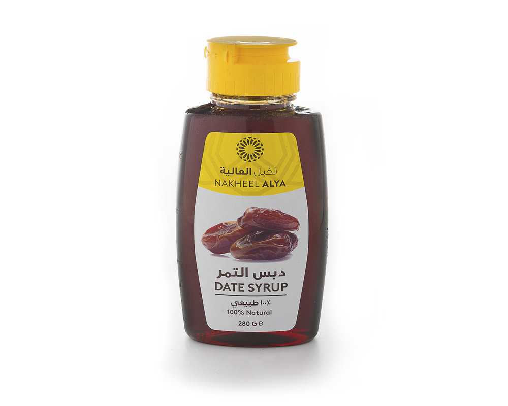 Date Syrup..椰枣糖浆(椰枣蜜) -